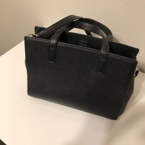 """kate spade Bags - Kate Spade Black medium """"envelope"""" purse"""